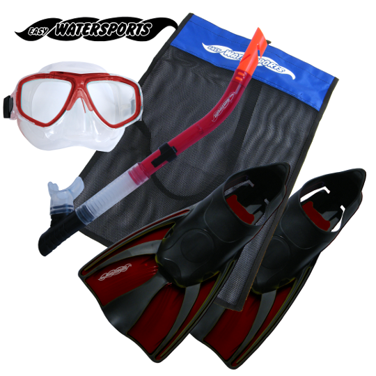 Easyy Watersports Dura Vision 2 Fin Set